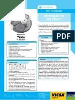 RESPIRADOR F720CV N95