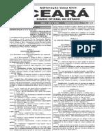 Decreto n. 31.198 Código de Ética