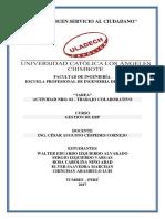 Actividad Nro. 02 - Trabajo Colaborativo - Ing. Cesar Cespedes - Est. Walter Eduardo