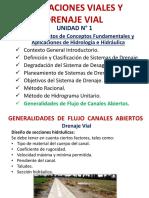 [5] Generalidades de Flujo de Canales Abiertos