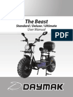 Beast Manual