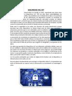 Seguridad Del Iot