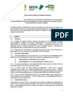 Edital Prodecine 03 2016