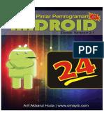 Belajar Android 24 Jam