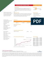 Factsheet Bahana Mes Syariah Fund