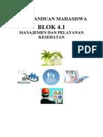 Student Guide Blok 4.1- 2017