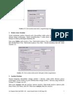 Analisis Dinamik Struktur 2D - SNI 2002-6b
