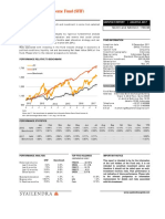 Factsheet Syailendra Fixed Income Fund