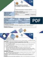 Guía de Actividades y Rúbrica de Evaluación - Fase 1 Pre-tarea