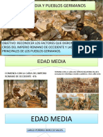 Edad Media y Pueblos Germanos