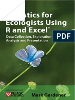 201658867 Statistics for Ecologists Using R and Excel Sample Ch 6