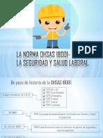 La Norma Oshas 18001- Gestión de La Seguridad