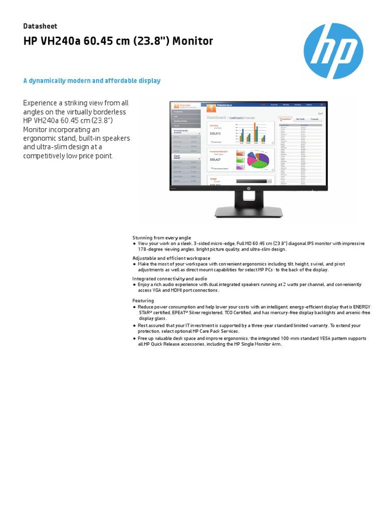 4AA7-0221EEE | Computer Monitor | Desktop Computer