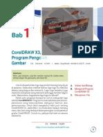 eBook Coreldraw x3 Lengkap