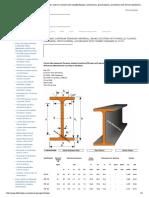IPE beams. European standard universal ...pdf