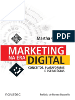 Marketing Na Era Digital - Martha Gabriel- Completo