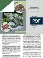 Guia de Campo Reptiles y Anfibios de Santa Rosa y Palo Verde - David Norman
