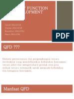 PPT QFD