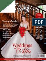 Weddings Tagaytay Vol. 3 Issue 1 July 2017-2019 Volume 3 Issue 1.pdf