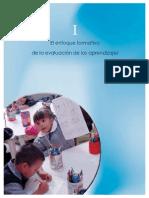 16El Enfoque Formativo de La Evaluacion