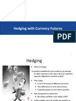 Hedge Scenrio With Currency Futures