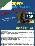 Jesucristo El Principe de La Vida
