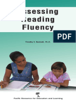Rasinski - Assessing Fluency