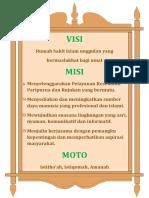VISI - misi