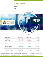 Derivatives 22nd September 2017 Friday