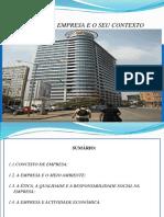 Organizações e Estrategia de Empresas