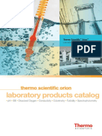 ThermoScientific Orion Labratory Catalog