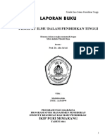 Muhibbuddin Book Report