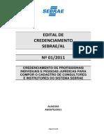 Edital Credenciamento Alagoas 2011 Versão Final II (1)