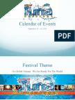 Tunafest 2010 Schedule