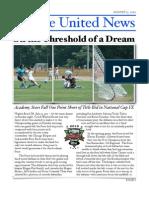 Yankee Newsletter August 2010-1