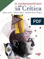 Anotações contemporâneas em Teoria Crítica