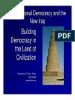 Democracy Iraq English