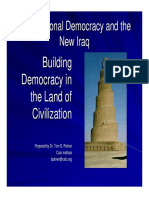 Democracy Iraq English