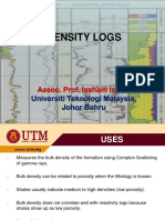 Density Logs