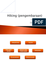 Hiking (Pengembaraan)