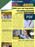 Jonas Donizette e o seu compromisso com Hortolândia