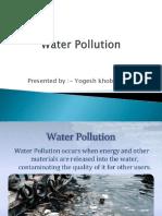 Water pp