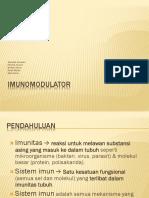 (DIKTAT)Imunomodulator