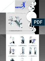 Bodymaster Brochures