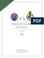 Actividades de Argumentacion y Discurso Juridico