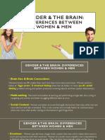 Gender & the Brain Differences between Women & Men.pptx