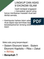 Asas Dan RL Ssistem Ekonomi Islam.(Per 7 & 9)