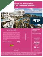 Supreme Clientele Travel Fontainebleau Miami