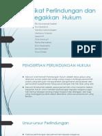 Hakikat Perlindungan dan Penegakkan  Hukum.pptx