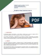 TRASTORNO PSICOSOMATICO